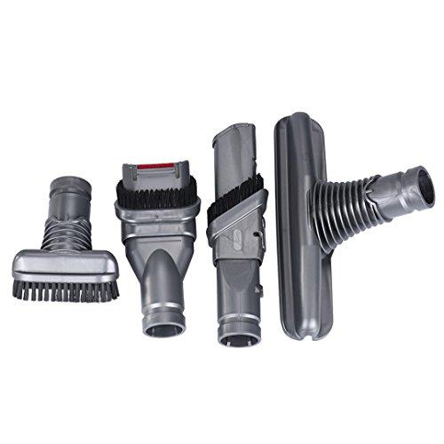 Bescita Ersatz Tool Kit Zubehör für DYSON DC3 DC4 DC5 DC6 DC7 V6 Vakuum Spalt Treppe & Pinsel abstauben - Treppe Polstermöbel Werkzeug