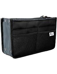 Periea Handbag Organiser, 12 Compartments - Chelsy (20 Colours, 3 Sizes)
