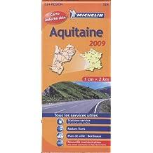 Aquitaine : 1/200 000