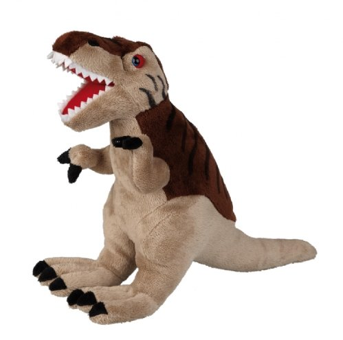 Plush Soft Toy Tyranosaurus Rex by Ravensden. Cute & Cuddly Dinosaur.