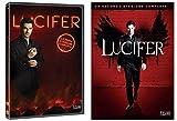 LUCIFER - STAGIONE 1 E 2 (6 DVD) COFANETTI SINGOLI, ITALIANI