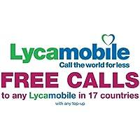 Amazon co uk: LycaMobile - Mobile Phones & Communication