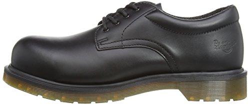 Dr. Martens Industrial - 63, Calzature Di Sicurezza da uomo, nero (black), 47 Nero (black)