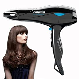babyliss 5541cu - 41Kjn3CPKWL - Brand New BaByliss 5541CU 2200W Pro Speed Professional Ceramic Ionic Hair Dryer + Nozzle