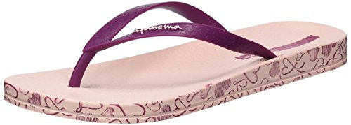 Ipanema Anatomica Soft, Tongs Femme Mehrfarbig (pink/bordeaux)
