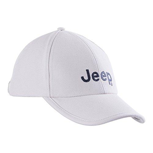 Jeep Herren Baseball Kappe J8S Mütze Modell Castroherren Kopfbedeckungen, Cap, Light Grey/Vintage Indigo, Uni