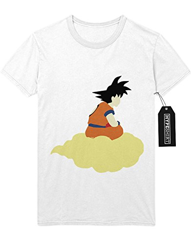 "T-Shirt Dragonball ""SON GOKU JINDUJUN"" C500004 Weiß"