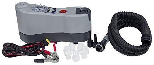 Elektrische Luftpumpe BP 12 Manometer - BRAVO