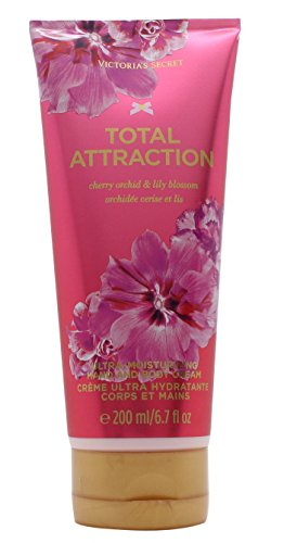 Victoria's Secret - Fantasies Total Attraction - Crema corporal para mujer - 200 ml