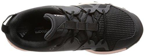 adidas Kanadia 8 Tr W, Scarpe da Corsa Donna, Grigio Nero (Negro (Neguti / Negbas / Rosvap))