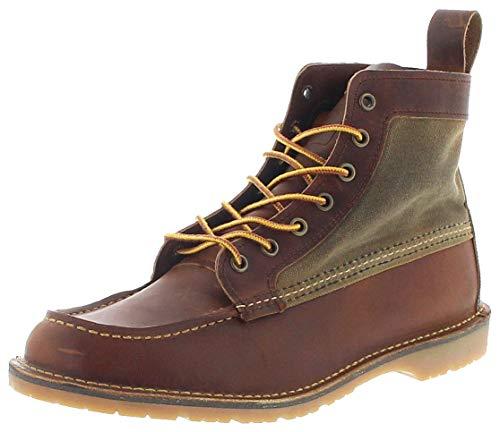 n Chukka Boots 3335 WACOUTA Schnürstiefel Braun 45 EU ()