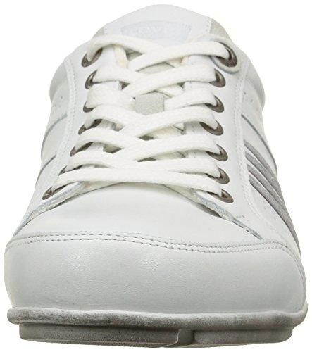 Levi's Firebaugh, Baskets Basses Homme Blanc (51)