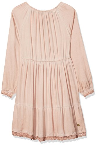 Pepe Jeans Mädchen Kleid Dayana Teen, Rosa (Powder Pink), Medium