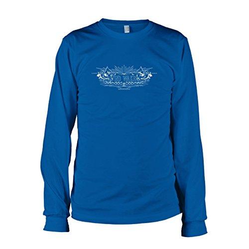 TEXLAB - Wind Waker - Langarm T-Shirt Marine