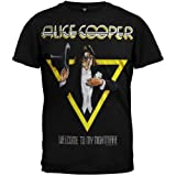 Alice Cooper - Mens Welcome To My Nightmare T-shirt