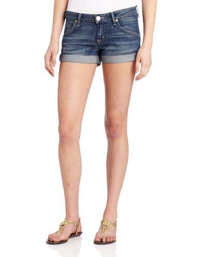 Hudson Frauen Hampton Cuffed Shorts, 31, Hackney (Shorts Frauen Cuffed)