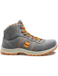 Agility Advance H S3 Src alta seguridad Botas, Dike zapato de trabajo Antracita