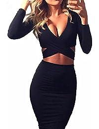 Suchergebnis auf f r sexy kleider bekleidung for Kurze enge kleider