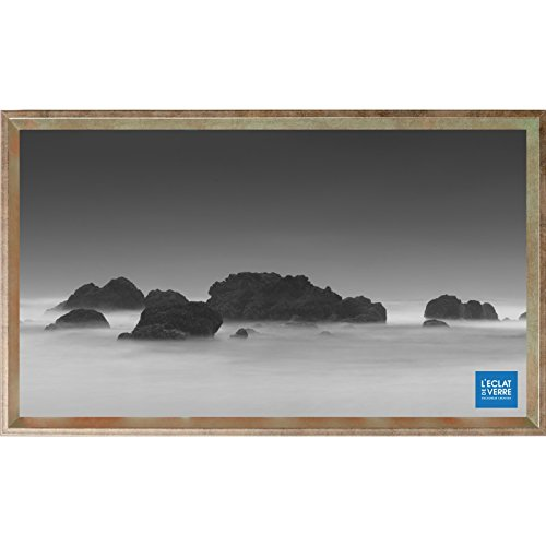 L'Éclat de Verre Cadre panoramique 15x38 cm doré - Cadre Photo, Cadre pour Affiche, Cadre pour Poster - Fabriqué en France