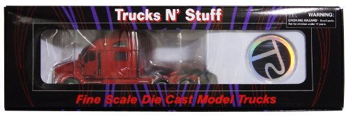 Tonkin Replicas 1/50 Kenworth T700 Sleeper cab 6-4 Rouge