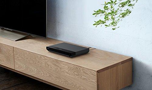 Sony UBP-X700 4K Ultra HD Blu-Ray Disc Player – Black