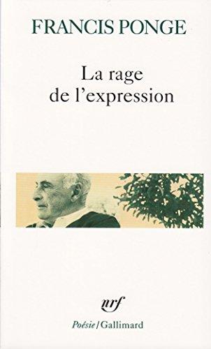 Rage de L Expression (Collection Pobesie)