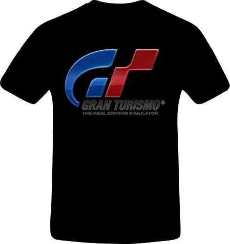 Gran turismo, Best Quality Custom Tshirt Large