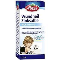 Abtei Wundheil Zinksalbe, 75 ml preisvergleich bei billige-tabletten.eu