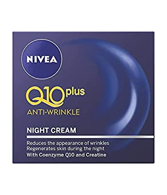 NIVEA Q10 A/WRINK NIGHT CRM 50ML from Nivea