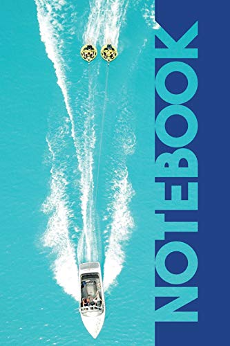 Notebook: Tubing Water Sports Gorgeous Composition Book for your Ibiza Holiday