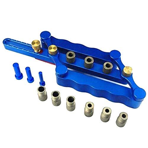 LuMon Centrado Automático Vertical Perforadora Localizador