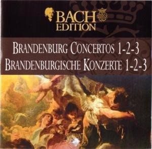 Bach;Brandenburg Concertos 1