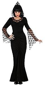 Atosa 19472 Disfraz malvada adulto XL, talla mujer