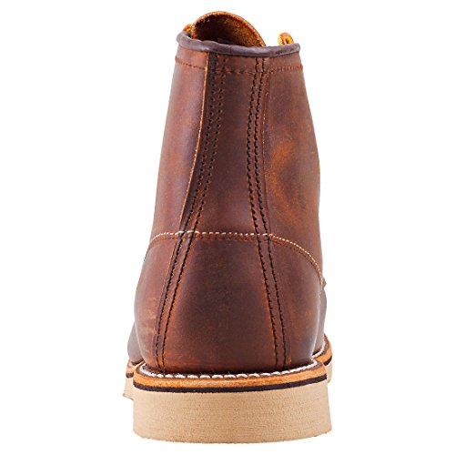 RED WING ROVER hommes coffre Copper Rough & Tough