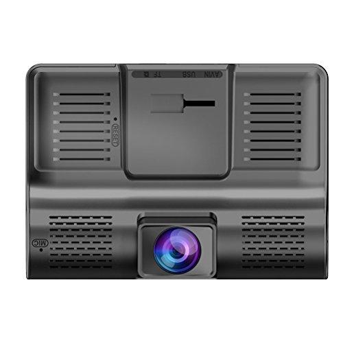 WINOMO-Registratore-di-guida-DVR-automobile-HD-Telecamera-per-auto-in-nero-di-4-pollici