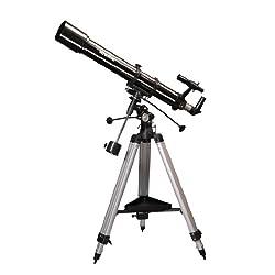 Skywatcher Evostar-90 EQ-2 Refractor Telescope Silver