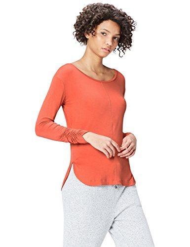 FIND YG8 camisetas, Naranja (Rust), 42 (Talla del Fabricante: Large)
