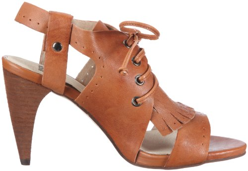 Bronx Coral 37 juma saddle 83769-A5 Damen Sandalen/Fashion-Sandalen Braun/saddle