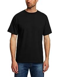 Hanes - T-Shirt - Uni - Col Ras Du Cou Homme