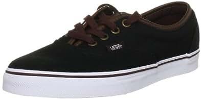 Vans LPE VJK653S, Unisex - Erwachsene Klassische Sneakers, Schwarz ((C&L) black), EU 36 (US 4.5)