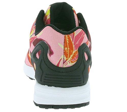 adidas Originals ZX Flux, Sneakers da Uomo Mehrfarbig (Light Pink/Light Pink/Core Schwarz)