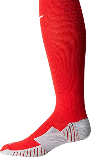Nike Herren Unisex Team MatchFit Over-The-Calf Football Sock Strümpfe Und Stutzen, University Gym red/White, L