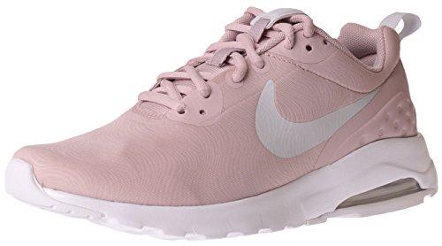Nike WMNS Air Max Motion LW Se, Chaussures de Running Compétition Femme, Bianco/Viola