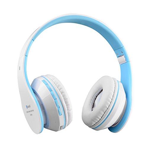 Aita BT809 Auriculares con Micrófono MP3 Player MicroSD / TF Música