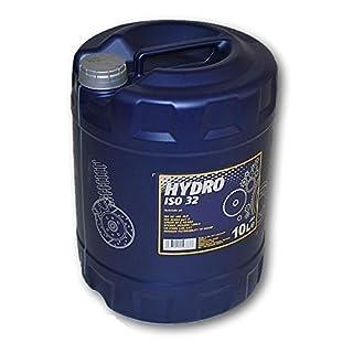Hydrauliköl MANNOL Hydro HV ISO HLP 32 10 Liter