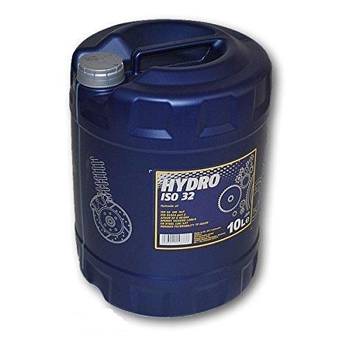 Preisvergleich Produktbild Hydrauliköl MANNOL Hydro HV ISO HLP 32 10 Liter