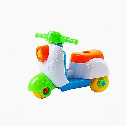 Beito Baby-Spielzeug Push and Go angetriebene Auto-Spielzeug Jungen-Mädchen-Kind-Geschenk-LKW Baufahrzeuge Spielzeug Set für 1-3 Jahre alten Baby Toddlers- Kipplaster, Zementmischer, Bulldozer, Traktor 1pc Motor