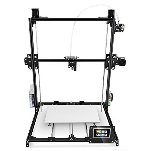 FLSUN 3D – Prusa i3 (C5) Plus (Touchscreen und Dual-Nozzle Version) - 3