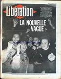 LIBERATION [No 1718] du 28/11/1986 - LA NOUVELLE VAGUE - LA FRANCE DES ETUDIANTS ET LYCEENS MANIFESTENT CONTRE LE PROJET DE LOI D'ALAIN DEVAQUET.