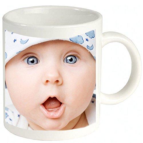 Tazza personalizzata con foto, logo, immagine